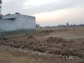 33 marla plot on Mardan Swabi road