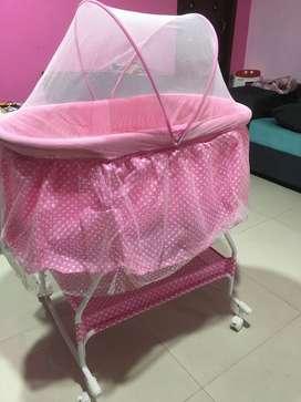 Baby Cradlee- Pink