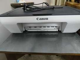 I'd bought a canon printer MG2577S a month ago for emergency use!!