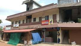 Godown, shops, flats available