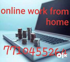 It's a job of sitting at home and earning lot of money