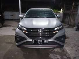 TERMURAH TOYOTA ALL NEW RUSH S TRD MT MANUAL 2018 SILVER LOW KM