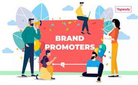 Brand Promotor for Lead Generation