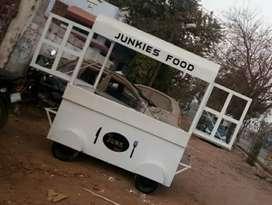 Food cart restaurant