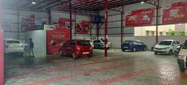 Car wash, interior and exterior cleaning