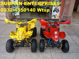 70cc Self Start ATV QUAD For Kidz with New Features Deliver in all Pak