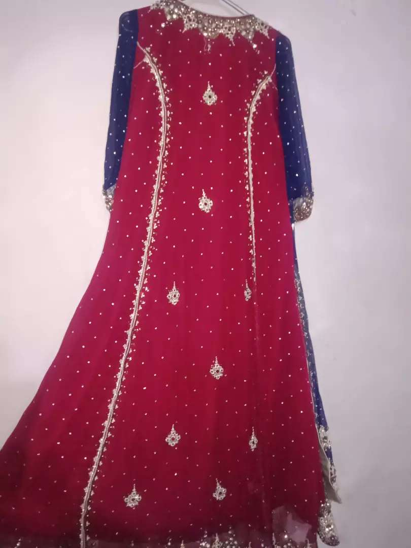 Bridal Lehnga just 1time used a few hours 0