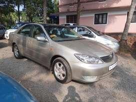 Toyota Camry 2002-2011 A/T, 2006, Petrol