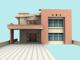 Create 2D and 3D Drawings of buildings (School,Residential etc) in CAD