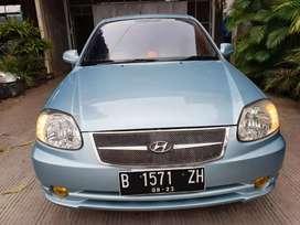 Hyundai Avega Manual (Harga jual lebih tinggi di banding Matic) 2008.