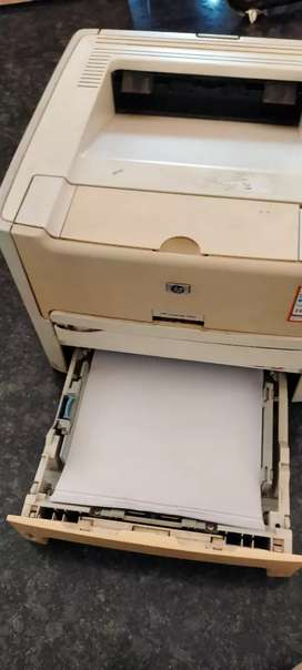 HP 1600 Lazer well.mentained