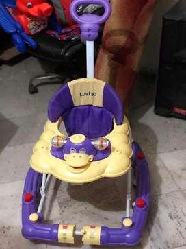 Baby walker Luvlap Brand