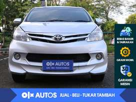 [OLX Autos] Toyota Avanza 1.3 G Luxury A/T 2014 Silver