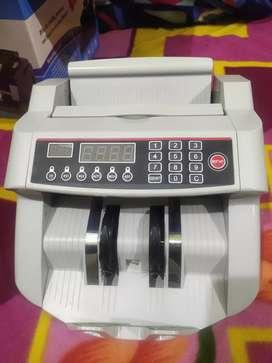 Note counting machine price 3500. One year warrenty