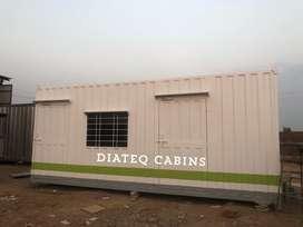 Portable site office cabin/container cabins/porta cabin/porta toilet
