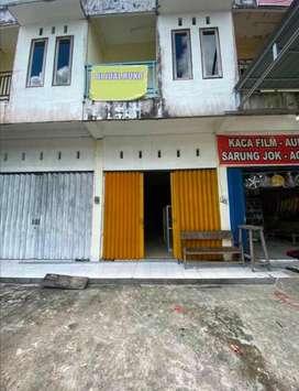 Di Jual Ruko Jl.Mahir Mahar (SAMPING TUGU)