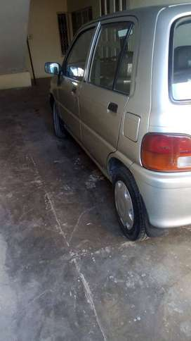 Very good condition Cuore for Urgent Sale in Rawalpindi - family car