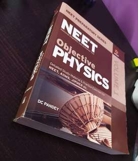 DC Pandey Objective Physics for NEET - Vol. 1 2020