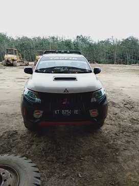 Mitsubishi Strada Triton SC 4X4 tahun 2016