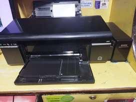 Epson L-805 photo colour printer 2018model in good condition working c