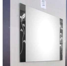 Kaca cermin mewah 60x90 merk Meridian