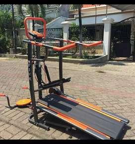 treadmill manual 5fungsi