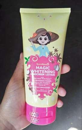 RoroMendut Magic Whitening Sunscreen