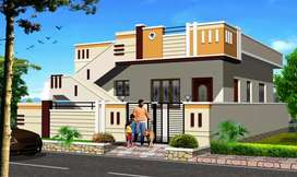 Individual housing project