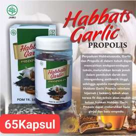 Habbats Garlic Plus Propolis