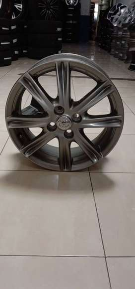 VELG MURAH STD YARIS RING 16 GREY