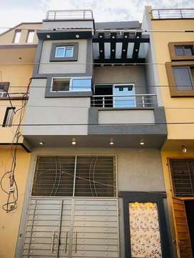2.5 Marla House Double Story for sale Hamza Town
