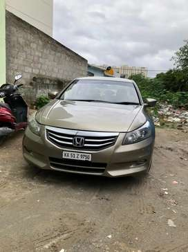 Honda Accord automatic 2010 Petrol Well Maintained