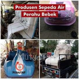 Pabrik Bebek Air Fiberglass Untuk Warung Apung Terlaris