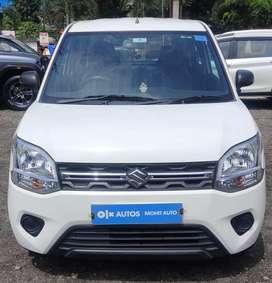 Maruti Suzuki Wagon R LXI CNG, 2020, CNG & Hybrids