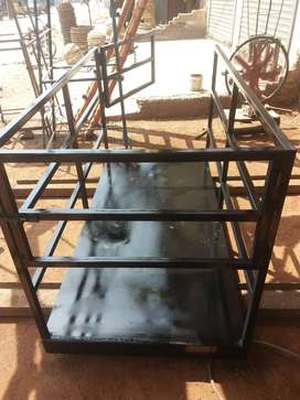 Cattle/Cow slaughterhouse machine Living Cattle Gross Weight 4000 kg