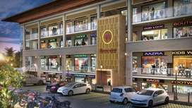 Retail showroom cum office space available at Zirakpur