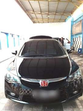 Honda civic fd 1.8 automatic