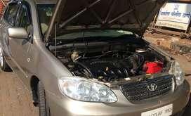 2006 Toyota Corolla 70k odo, great condition, urgent sale.