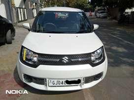 Brand new condition, white colour, ignis delta, single hand driven