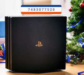 Ps4 consoles 1 year warranty  best offer