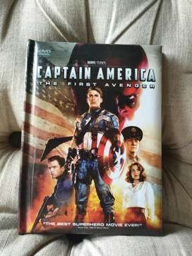 Captain America first