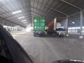 Dijual gudang bangunan bagus bisa utk pabrik di Demak dkt Semarang