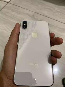 Dijual Iphone X 64gb