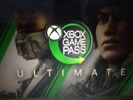 Xbox game pass ultimate 1 bulan