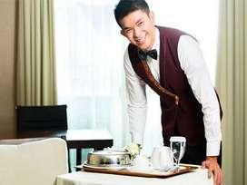 Looking for Steward, Waiters
