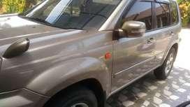 Nissan X TRAIL Silver 2. ST TH 2006