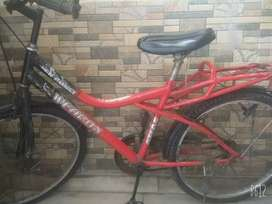 This very old cycle but works very nice.
