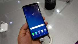 Samsung Galaxy S9+ in very good condition and very good quality phone.