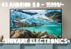 42 Andriod 9.0 smart samsung pannel with best picture quality
