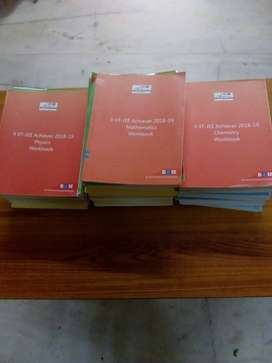 SET OF 60 IIT-JEE COACHING BOOKS FROM THE BEST COACHING CENTRE INDIA